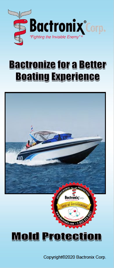 Keeping your boat sanitized and disinfected