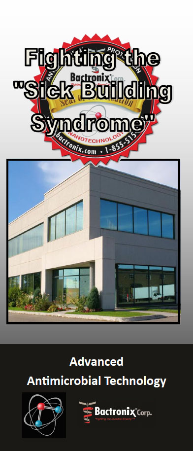 Sick Building Syndrome - Avoid Environmental Illness - Disinfect and Sanitize