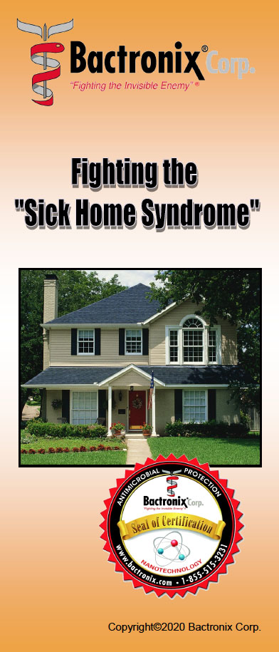 Fighting the Sick Home Syndromoe - Problems with air quality