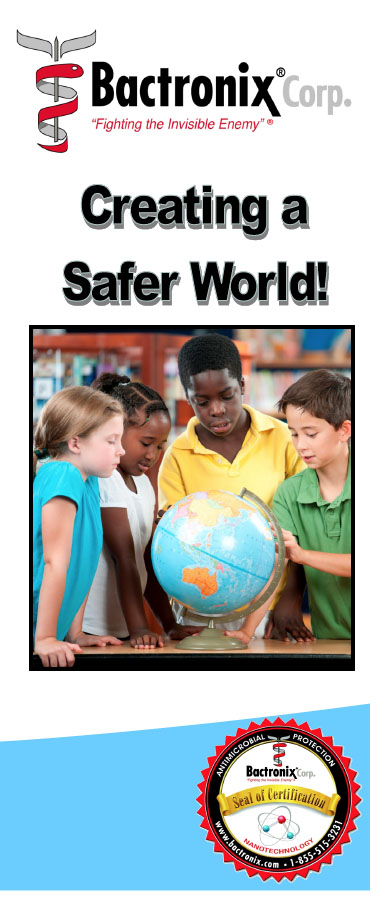 Disinfecting Schools and Daycare - Keeping our children safe