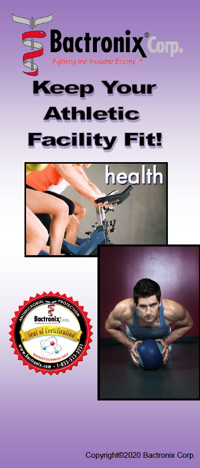 Disinfecting and Sanitizing Athletic Facilities - Gyms and Spas